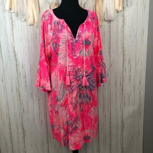 Lilly Pulitzer Cotton Dress Sz M